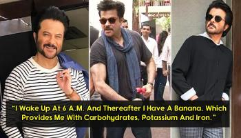 Anil Kapoor's Workout And Diet Regime: Secrets As To Why He Refuses To Age