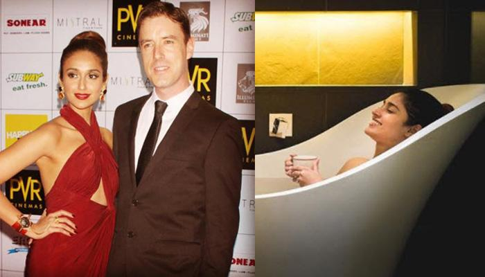 Ileana D'cruz And Andrew Kneebone Are Probably Expecting Their First Baby Together