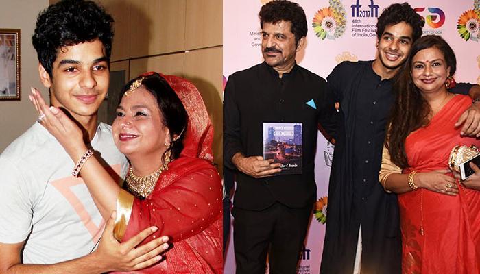 Shahid Kapoor's Half-Brother Ishaan Khatter Talks About His Mom, Neelima Azeem's 3 Failed Marriages