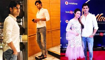 Vivek Dahiya's Wardrobe On A Movie Date With Divyanka Tripathi Costs More Than 1 Lakh!
