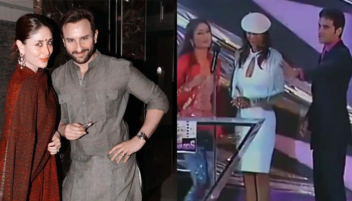 Throwback Video Of Kareena And Saif From An Award Function, When She Royally Ignored Him