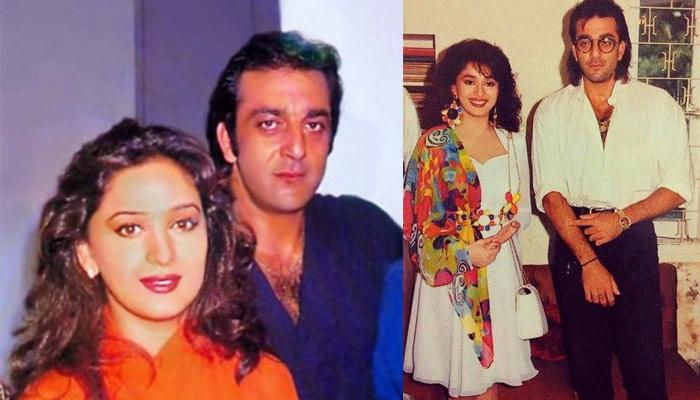 A Look Back At Sanjay Dutt And Madhuri Dixit's Alleged Love Affair That Made Headlines In 90s