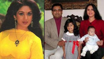 After Controversial Affairs With A Singer And A Director, Meenakshi Left Bollywood To Marry A Banker