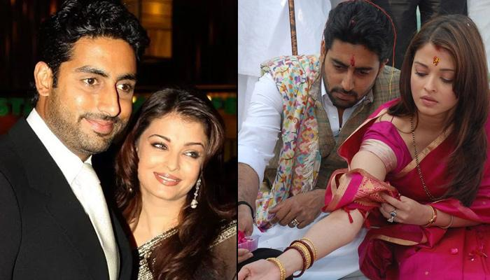 Abhishek Bachchan Reveals The Real Reason For Marrying Former Miss World, Aishwarya Rai