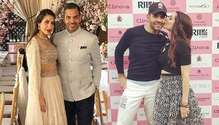 Karisma Kapoor's Ex-Husband, Sanjay Kapur Celebrates His 1st Anniversary With Current Wife, Priya
