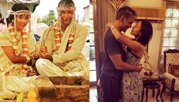 Post-Wedding, Milind Soman And Ankita Konwar Speak Of 'Undying And Forever' Love And New Beginnings