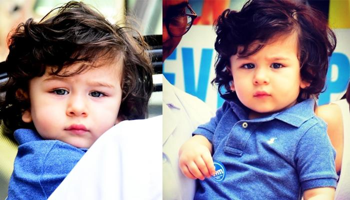 Taimur Ali Khan Is All Sleepy And Cranky After School, Even He Can't Help The Mid-Week Blues
