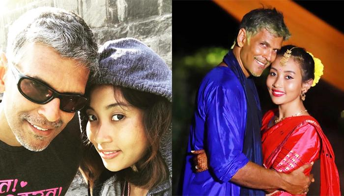 Milind Soman And Ankita Konwar Have The Most Unique Return Gift For Their Wedding Guests