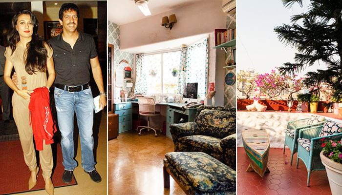 Kabir Khan And Mini Mathur's Mumbai Home: A Greek Abode Full Of Colours, Creativity And Crookedness