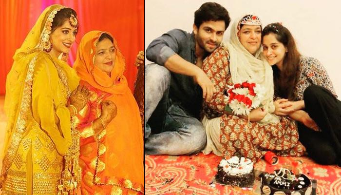 'Bahu' Dipika Kakar Gives Her Sasu Maa A B'day Surprise, With The Help Of Her Hubby Shoaib Ibrahim