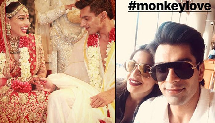 Bipasha Basu Singh Grover And Karan Singh Grover's Monkeyversary Messages Shows What True Love Is!