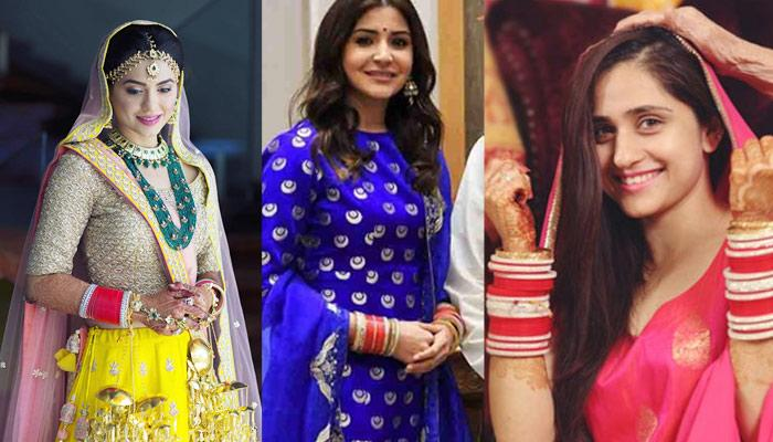 22 Bollywood And Television Brides Flaunting Their 'Chooda' In Style