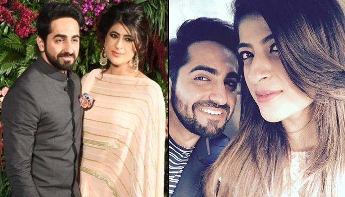 Ayushmann Khurrana Believes His Wife Tahira Would Have Left Him If All His Films Had Been Successful
