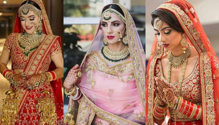 6 Stylish Ways To Drape A Dupatta With Your Lehenga To Look Like A Royal Bride