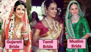 17 Traditional Bridal Looks From Different States Of Incredible India Are Breathtakingly Beautiful