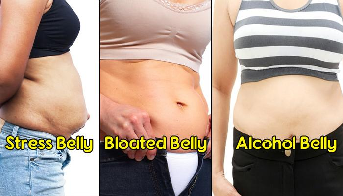 Which Type Of Belly Do You Have And How Can You Tone It To Get A Flat Stomach
