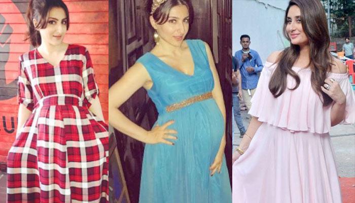 Kareena And Soha, The Nanad-Bhabhi Jodi Of Bollywood Gave Us Major Pregnancy Fashion Goals