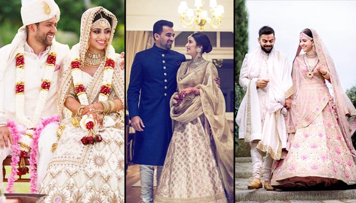 25 Bollywood Celebs' Stunning Wedding Pictures Shared By Their Photographers