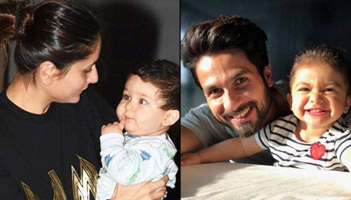 Shahid's Daughter Misha Is Already Getting Acting Offers, Can't Tell About Kareena's Son Taimur