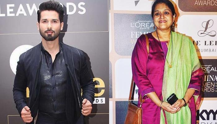 Stepmom Surpiya Pathak Reveals The Best Gift Shahid Has Given Her, And It's Sweet Beyond Words