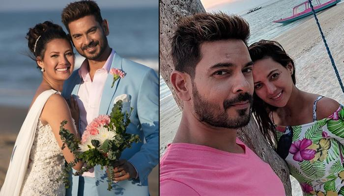 Keith Sequeira Feels Privileged To Have Someone Like Rochelle Rao In His Life