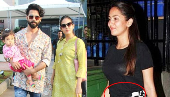Shahid Kapoor's Wife Mira Rajput Is Probably Pregnant With Their Second Child, Pics Inside!