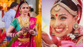 The Shade Of A Bride's Lipstick On Her Wedding Reveals A Lot About Her Personality, Choose Wisely