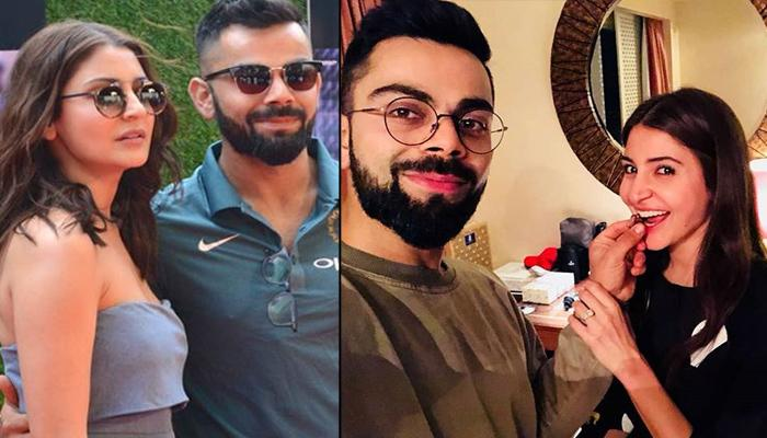 Virat Kohli Has A Special Message For His Wife, Anushka Sharma On Her First Birthday After Marriage
