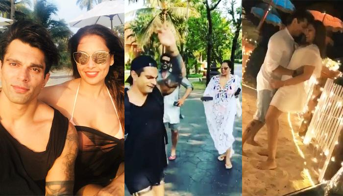 Karan And Bipasha Dance And Twirl Intimately On A Romantic Song On Their Anniversary