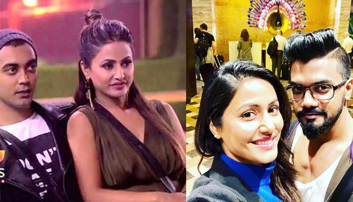A Troll Asked Hina Khan To Leave Rocky Jaiswal And Marry Luv Tyagi