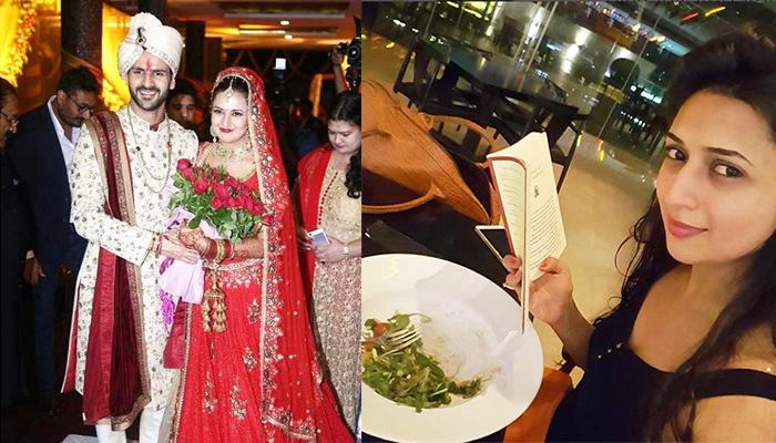The Secret Behind Divyanka Tripathi's Glowing Skin When She Got Married; Diet Plan Revealed