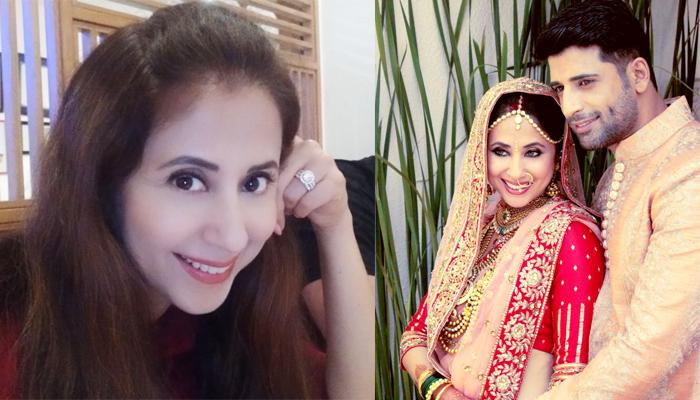 Urmila Matondkar Talks About Her Secret Marriage, Says There Was Nothing To Talk About