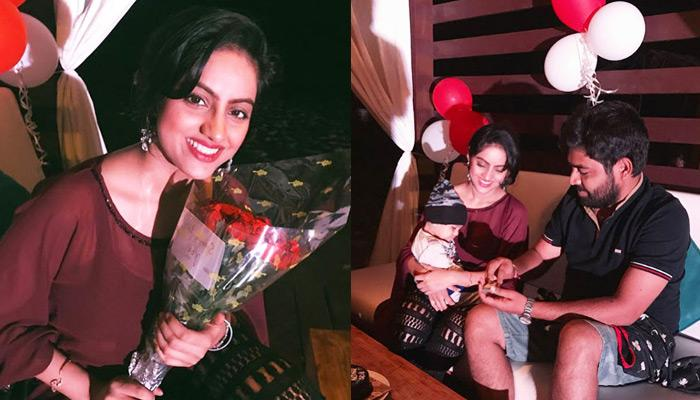 Famous TV Actress Deepika Singh And Hubby Rohit Raj Celebrate Their 4th Wedding Anniversary In Goa