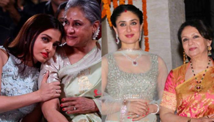 From Jaya Bachchan To Sharmila Tagore: 7 Most Powerful 'Saasu Maas' Of Bollywood