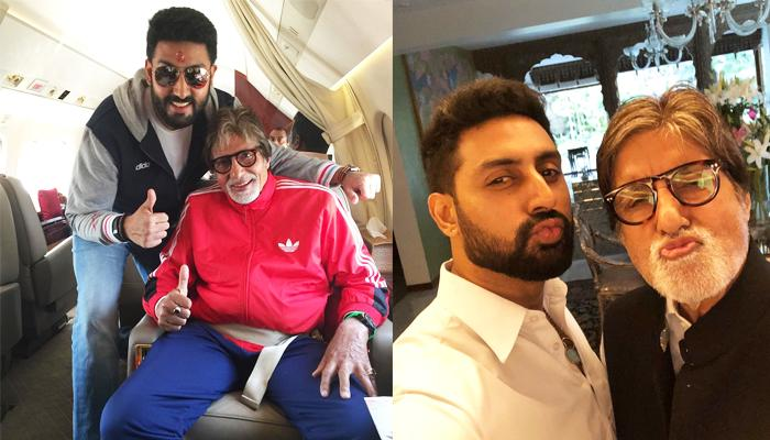 Papa Amitabh Says His Son Abhishek Is His Best Friend, Reveals How Their Friendship Started