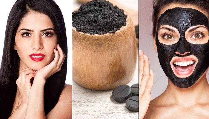 Beauty And Hair Care Benefits Of Activated Charcoal; How It Can Improve Your Skin And Hair