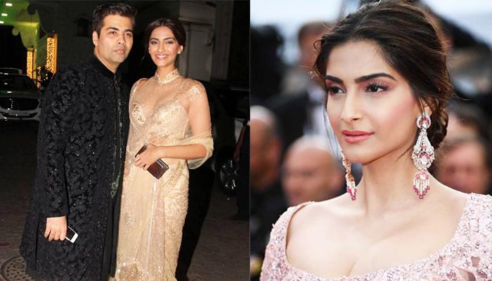 Karan Johar's Wedding Gift For Sonam Kapoor Is Perfection Packaged, Everything A New Bride Needs