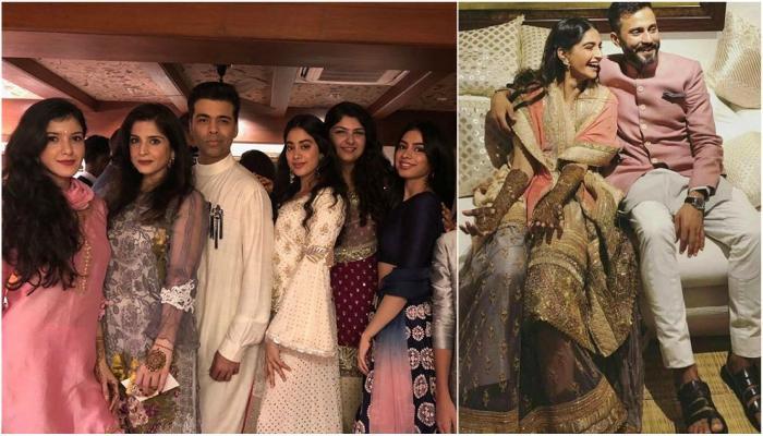 Anshula, Janhvi And Khushi In One Frame, Celebrating Sonam's 'Mehendi' Like Perfect Sisters