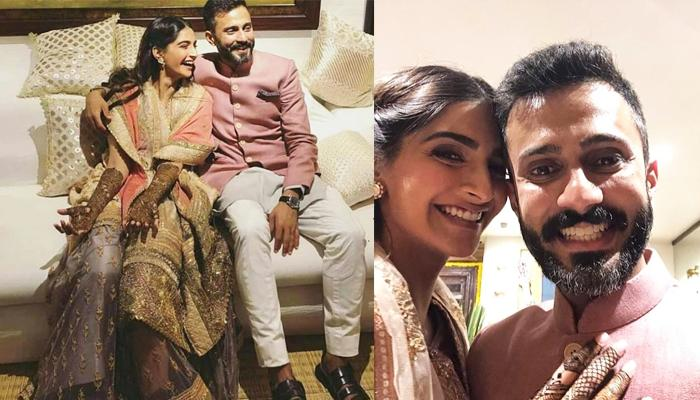 Anand Ahuja's Strict Bedroom Rule For Sonam Kapoor Post-Marriage, Will Not Allow Phones On Bed