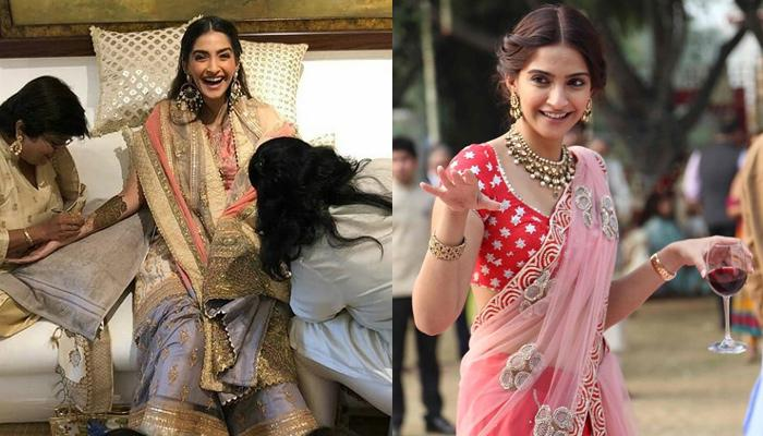 Revealed! Sonam Kapoor's Dresses For Wedding Are Designed By These Three Designers