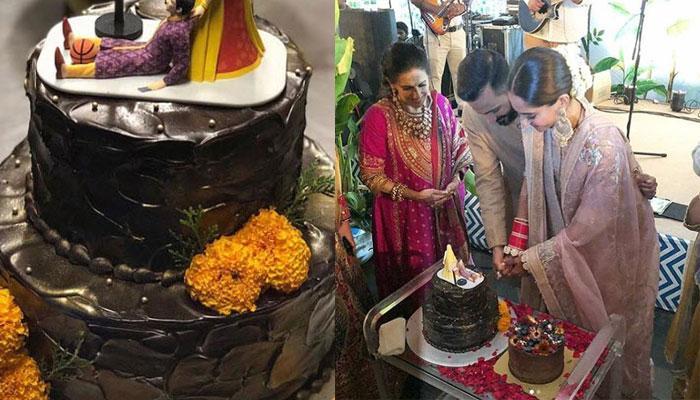 Sonam Kapoor's Star Studded Mehndi