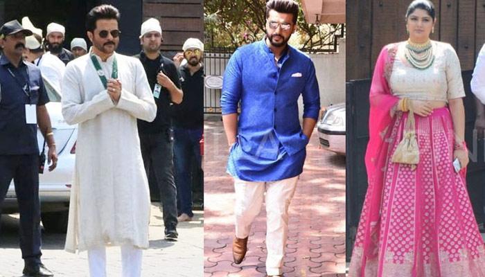 (Live Updates) Arjun, Anshula, Anil Kapoor Are All Set For Sonam Kapoor's Wedding, Pics Inside!