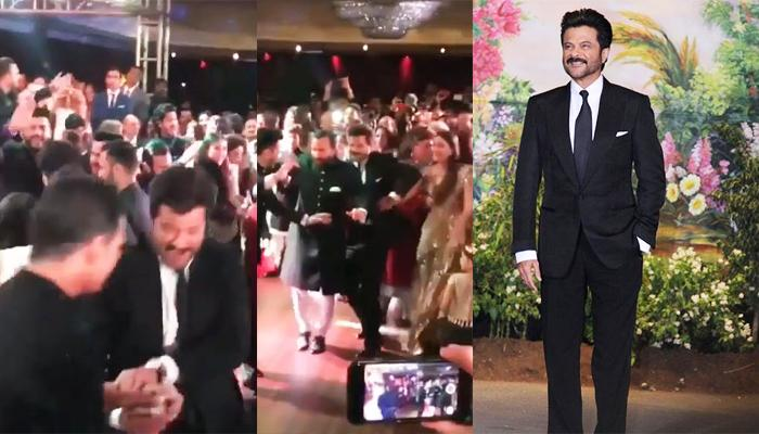 Anil Kapoor Drags Everyone To The Dance Floor, Recreates 'Every-Chacha-In-An-Indian-Shaadi' Moment