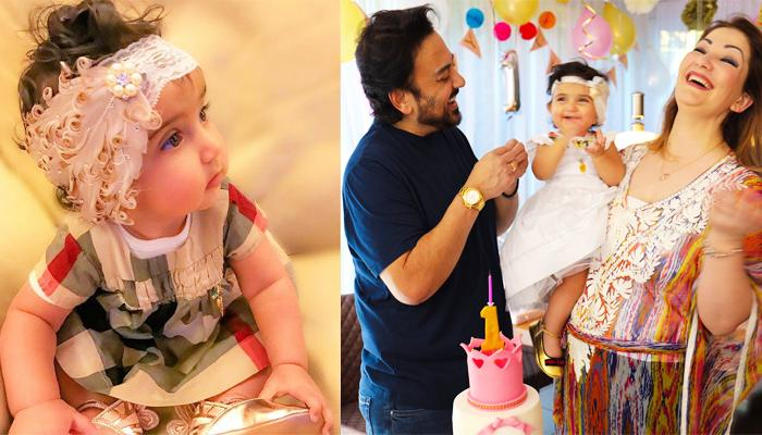Papa Adnan Sami Wishes His 'Beti' Medina On Her First Birthday In The Most Emotional Words