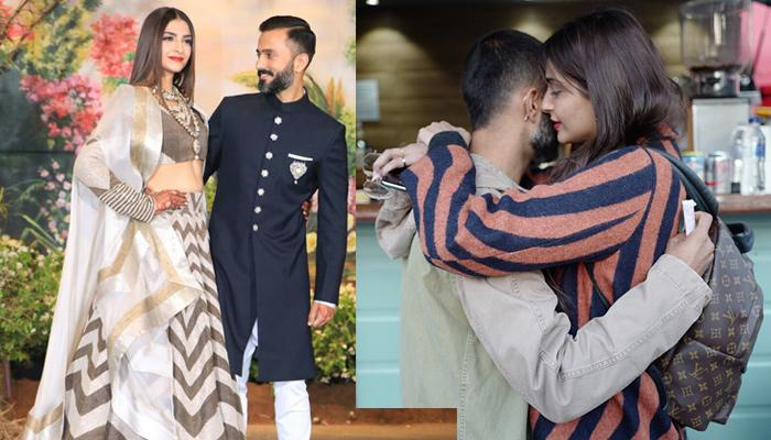 Anand Ahuja Posts First Picture With Wifey Sonam Kapoor Post-Marriage With A Heartfelt Message