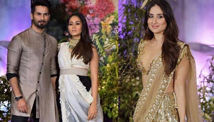 10 Bollywood Ex-Couples Came Under One Roof For Sonam's Reception, Here's What Happened Inside