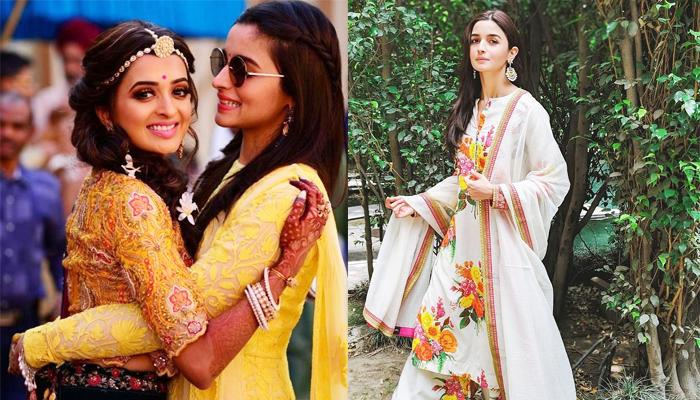 When Alia Bhatt Played Perfect Bridesmaid With A Rocking Dance Performance On Her BFF's Wedding