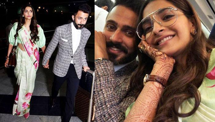 Newly-Weds Sonam Kapoor Ahuja And Anand Ahuja Will Be Having A Delayed Honeymoon, Details Inside!