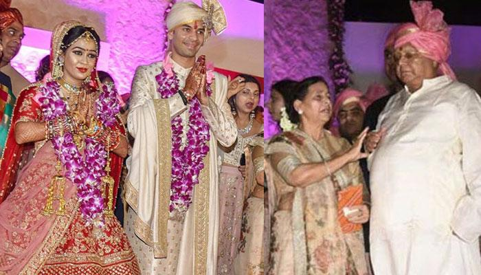 Lalu Prasad's Son Tej Pratap Marries Aishwarya Rai, Crowd Stole Food And Crockery