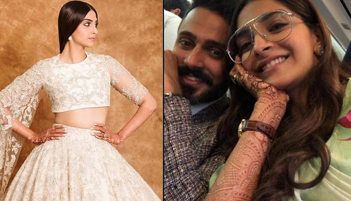 Mrs Sonam Kapoor Ahuja Wows At The Red Carpet In Cannes 2018, Makes Hubby Anand Ahuja 'Proud'